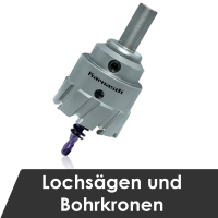 Lochsägen & Bohrkronen