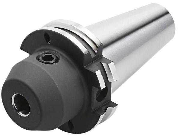 Weldon Spannfutter 25 mm, SK 40, DIN 69871, Form AD/B, G6,3 bei 15.000 1/min