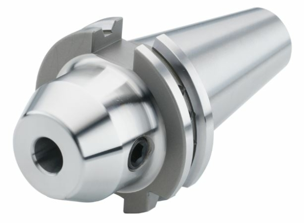 Schüssler Weldon Spannfutter 10 mm, SK 40, DIN 69871, Form AD/B, G2,5 bei 25.000 1/min