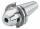 Schüssler Weldon Spannfutter 6 mm, SK 50, DIN 69871, Form AD/B, G2,5 bei 25.000 1/min