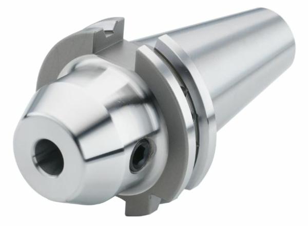 Schüssler Weldon Spannfutter 10 mm, SK 50, DIN 69871, Form AD/B, G2,5 bei 25.000 1/min