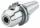 Schüssler Weldon Spannfutter 8 mm - Cool Tool - SK 50, DIN 69871, Form AD/B, G2,5 bei 25.000 1/min