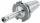 Schüssler Spannzangen Spannfutter - ER25 Mini, SK 40, DIN 69871, Form AD/B, G2,5 bei 25.000 1/min