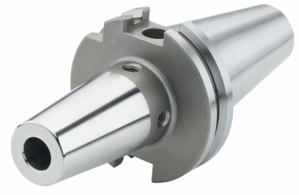 Schüssler Schrumpffutter 12 mm, 4,5 Grad, SK 40, DIN 69871, Form AD/B, G2,5 bei 25.000 1/min