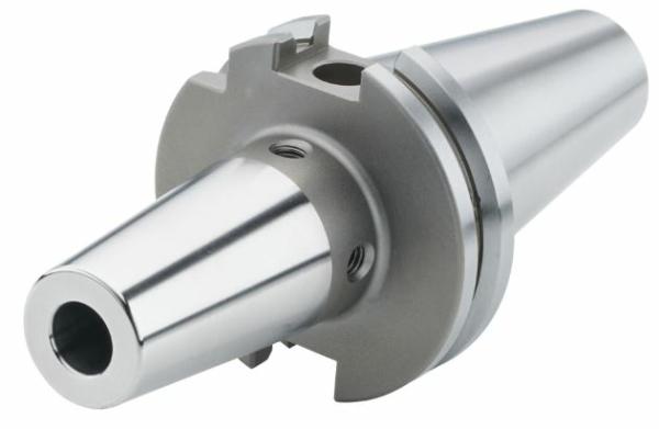 Schüssler Schrumpffutter 10 mm, 4,5 Grad, SK 50, DIN 69871, Form AD/B, G2,5 bei 25.000 1/min