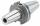 Schüssler Schrumpffutter 12 mm, 4,5 Grad, SK 50, DIN 69871, Form AD/B, G2,5 bei 25.000 1/min