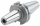 Schüssler Schrumpffutter - Cool Tool - 25 mm, 4,5 Grad, SK 40, DIN 69871, Form AD/B, G2,5 bei 25.000 1/min