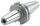 Schüssler Schrumpffutter - Cool Tool - 4 mm, 4,5 Grad, SK 40, DIN 69871, Form AD/B, G2,5 bei 25.000 1/min