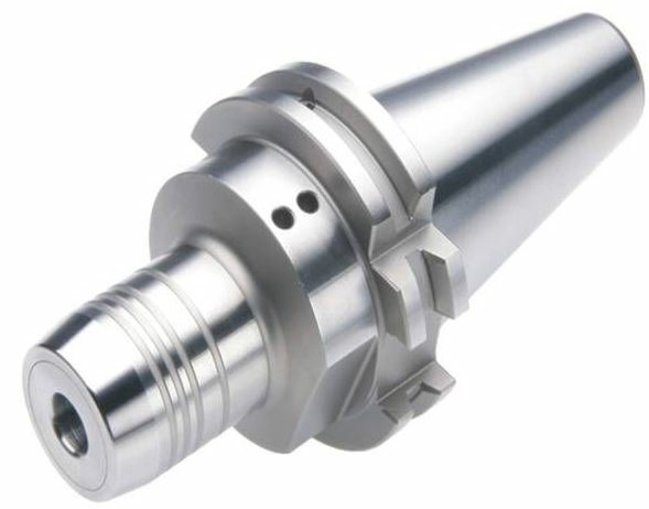 Hydrodehnspannfutter 25 mm, SK 40, DIN 69871, Form AD/B, G6,3 bei 15.000 1/min