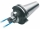 Kombi-Aufsteckfräserdorn 32 mm mit stirnseitiger Kühlung, SK 30, DIN 69871, Form AD, G6,3 bei 15.000 1/min