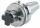 Schüssler Kombi-Aufsteckfräserdorn - Cool Tool - 22 mm, SK 40, DIN 69871, Form AD/B, G2,5 bei 25.000 1/min