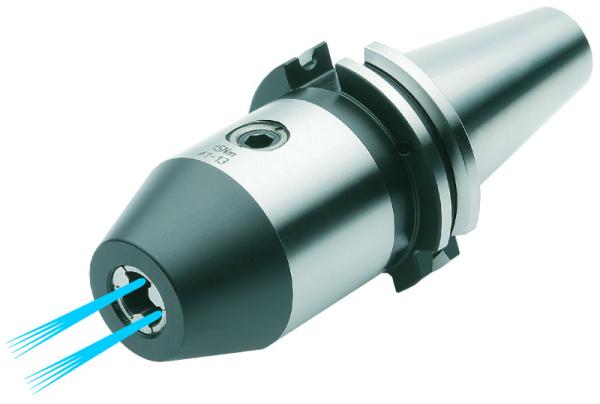 CNC Bohrfutter 0-8 mm, SK 40, DIN 69871, Form AD, G6,3 bei 15.000 1/min