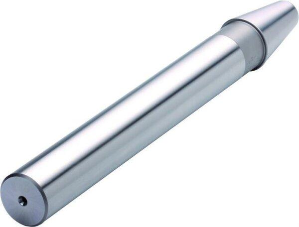 Kontrolldorn SK mit Prüfzertifikat, Länge 300 mm, Rundlaufgenauigkeit 0,003 mm, DIN 69871, Form A