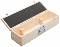 Holz Aufbewahrungs-Box für Spindel-Kontrolldorne...
