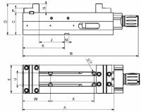 Hochdruckspanner Fresmak ARNOLD MB2 mechanisch, geteilte Version, 125-160 mm