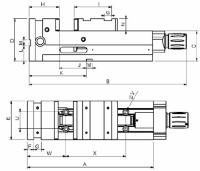 Hochdruckspanner Fresmak ARNOLD MAT mechanisch mit...
