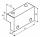 Schraubstock-Backe hoch Fresmak ARNOLD standard, glatt, gehärtet, 125-200 mm