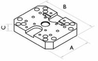 Aufspanneinheit DUO Fresmak ARNOLD MAT, 90-200 mm