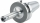 Schüssler Spannzangen Spannfutter - ER16 Mini, MAS BT 40, ISO 7388-2, JIS B 6339, Form AD/B, G2,5 bei 25.000 1/min