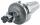 Schüssler Kombi-Aufsteckfräserdorn, MAS BT 40, ISO 7388-2, JIS B 6339, Form AD/B, G2,5 bei 25.000 1/min
