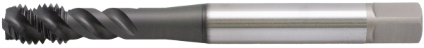 Maschinengewindebohrer metrisch, 6HX, HSS-E PM, Hardlube, DIN 371, DIN 376, Form C