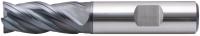 VHM HPC Schaftfräser 8,0 mm, Typ UNI, Z4, 37°,...