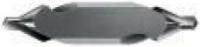 HSS-Co5 Zentrierbohrer, DIN 333, Form A, mit Fläche