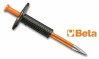 BETA Maurerspitzmeißel 250 mm mit Handschutz