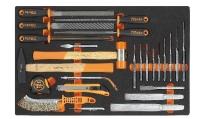 BETA Easy Werkzeugsortiment - Hammer, Feilen,...