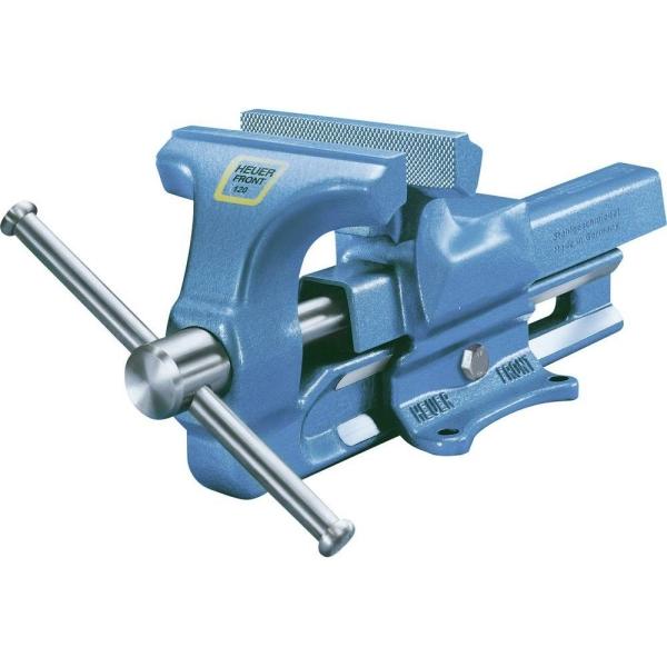 HEUER Parallel-Schraubstock, 100 mm Backenbreite