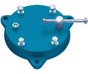 Drehteller für HEUER Schraubstock Größe 160 mm und Größe 180 mm