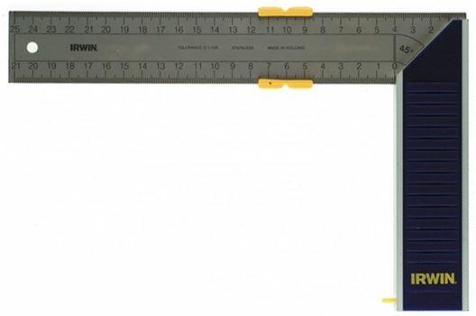 IRWIN Anschlag- & Gehrungswinkel - 250 mm