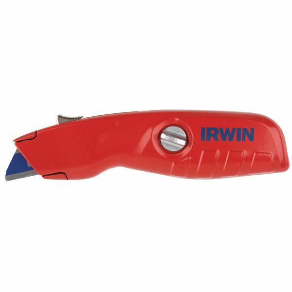 IRWIN Sicherheitsmesser mit selbsteinziehender Klinge