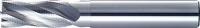 VHM Schruppfräser Z3-4, 25°, SF, CrN, HB-Schaft