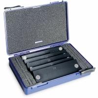 Parallelunterlagen magnetisch, Set (5 Paar) -125mm...