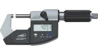 Digitale Bügelmessschraube 0-25 mm, Ablesung 0,001...