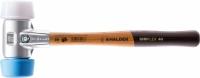 HALDER SIMPLEX-Schonhammer mit Aluminiumgehäuse und...