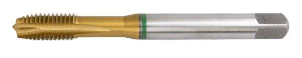 HSS-E Maschinengewindebohrer M3 - M20, 6H, TiN, Form B